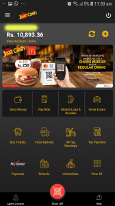 jazz cash payment transaction from payoneer